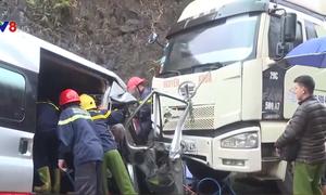 Tai nạn giao thông liên tiếp tại Huế