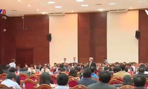 Tỉnh ủy Đắk Lắk đối thoại doanh nghiệp đầu xuân
