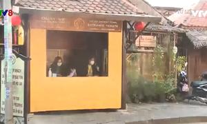 Hội An tạm ngừng bán vé tham quan khu phố cổ