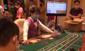 Đà Nẵng triệt phá tụ điểm đánh bạc trong khu nghỉ dưỡng