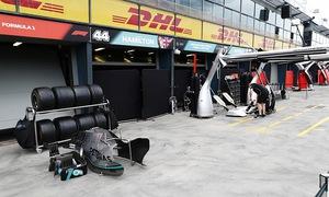 F1 gia hạn thời gian nghỉ cho các đội đua