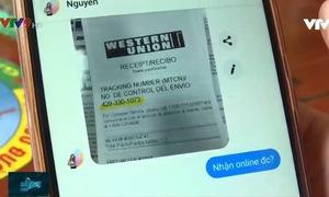 Người bán hàng trực tuyến bị lừa qua trực tuyến