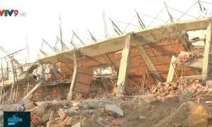 Đồng Nai: Xem xét dấu hiệu sai phạm quy trình xây dựng tại công trình bị sập