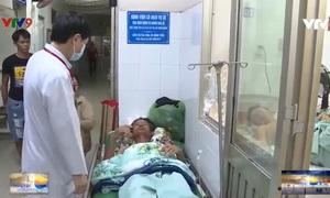 Đồng Nai: Sức khỏe nạn nhân bị thương trong vụ sập công trình đều ổn định