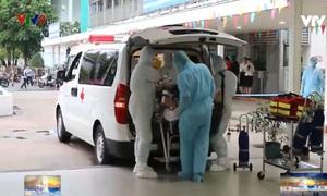 Cập nhật tình trạng sức khỏe bệnh nhân 91