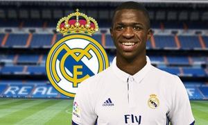 Real Madrid chuyển hướng sang đầu tư vào cầu thủ trẻ