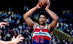 Huyền thoại của CLB Washington Wizards qua đời ở tuổi 74