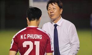 Vì sao HLV Chung Hae Seong trở lại CLB TP. HCM?