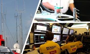 Tìm hiểu về công nghệ Telemetry trong F1