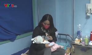 Quảng Bình: Nhiều người nhập viện do giá rét kéo dài