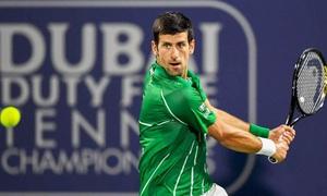 Novak Djokovic công bố lịch thi đấu năm 2021