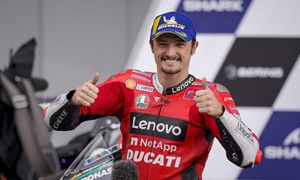 MotoGP: Jack Miller về nhất tại GP Pháp