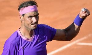 Rafael Nadal đặt mục tiêu cao nhất tại Pháp mở rộng