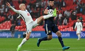 TRỰC TIẾP BÓNG ĐÁ Anh 0-0 Scotland: Harry Kane rời sân (Hiệp 2) | Bảng D UEFA EURO 2020