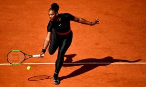 Vòng 2 Pháp mở rộng: Serena Williams, Azarenka thẳng tiến