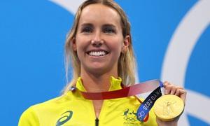 Olympic Tokyo | Giành 7 huy chương, kình ngư Emma McKeon đi vào lịch sử