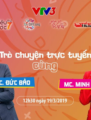 Giao lưu trực tuyến với MC Minh Hà - Đức Bảo