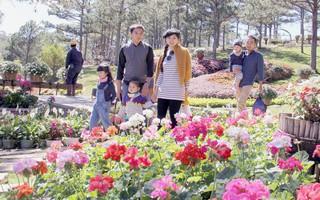 Danh sách khu, điểm du lịch hỗ trợ LHTHTQ lần thứ 38 tại Đà Lạt, Lâm Đồng