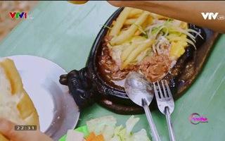 Thưởng thức hương vị bò né Nha Trang