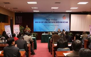 Kỷ niệm 40 kỳ LHTHTQ: Điểm lại hình ảnh hội thảo tại một số kỳ Liên hoan (Phần 1)