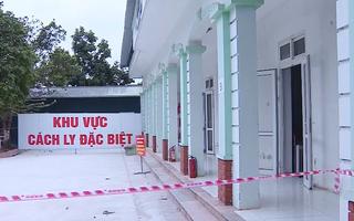 Vĩnh Phúc: Tạm đình chỉ công tác Phó Giám đốc Sở Y tế và Chủ tịch UBND huyện Bình Xuyên