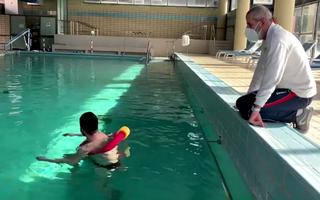 Spa sử dụng nước nóng để giúp phục hồi bệnh nhân COVID-19 tại Italy
