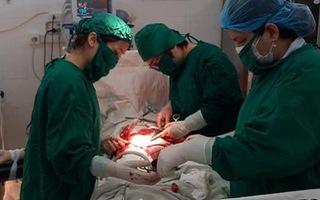 Kịp thời cứu sống sản phụ chửa ngoài tử cung có nhóm máu hiếm AB+