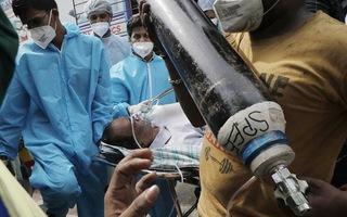 Ấn Độ: 12 bệnh nhân thiệt mạng do nguồn cung oxy đến chậm