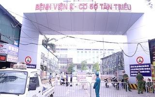 Phong tỏa, cách ly y tế 11 bệnh viện, cơ sở khám chữa bệnh trên cả nước vì COVID-19