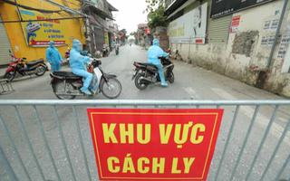 Hà Nội: Thêm 2 trường hợp dương tính với SARS-CoV-2 tại quận Thanh Xuân và huyện Phúc Thọ