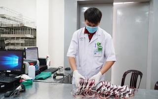 Lượng máu và lượng tiểu cầu tại Bệnh viện Chợ Rẫy cạn kiệt