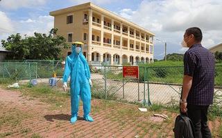 Tổ công tác của Bộ Y tế hỗ trợ Sóc Trăng công tác phòng, chống dịch COVID-19
