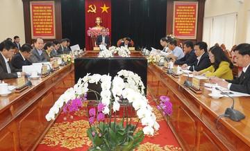 Tăng cường phối hợp tuyên truyền quảng bá Lâm Đồng trên sóng VTV