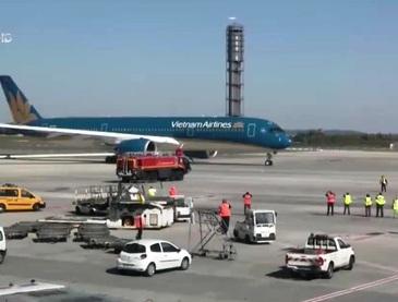 Nối lại đường bay VIệt Nam - Nhật Bản sau bão Hagibis