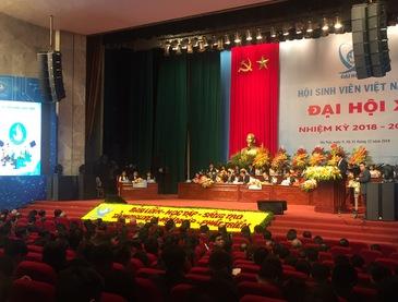 Bế mạc ĐHĐB toàn quốc Hội sinh viên Việt Nam lần thứ X