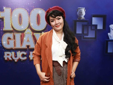 """Học trò diva Hồng Nhung tham vọng giành quán quân """"100 giây rực rỡ"""""""