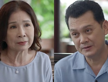 """Trói buộc yêu thương - Tập 15: Ông Phong """"nhắc nhẹ"""" một câu khiến bà Lan lại gặp phen """"cứng họng"""""""