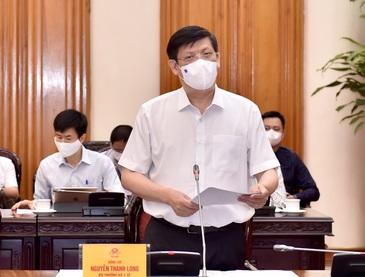 Bộ trưởng Bộ Y tế: Tất cả các ca mắc mới đều xác định được nguồn lây