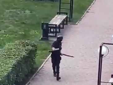 Nga: Nổ súng tại trường đại học làm 8 người thiệt mạng