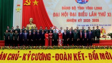 Đại hội Đại biểu Đảng bộ tỉnh Vĩnh Long: Hướng đến phát triển nhanh và bền vững