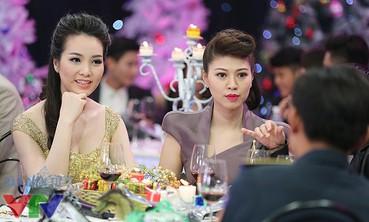 Á hậu Thụy Vân tiết lộ tật xấu của BTV Ngọc Trinh