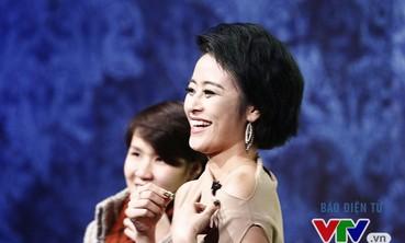 MC Phí Linh và những hình ảnh không được phát sóng