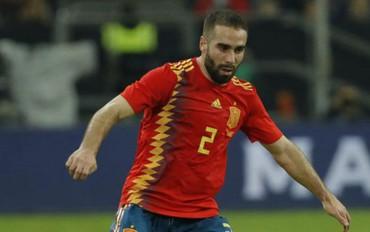 ĐT Tây Ban Nha đón tin vui trước trận gặp ĐT Iran
