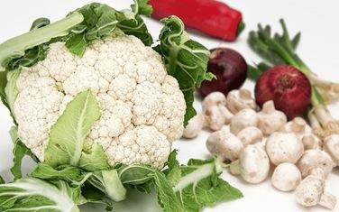Ăn rau, củ, quả màu trắng/nâu có tác dụng gì?