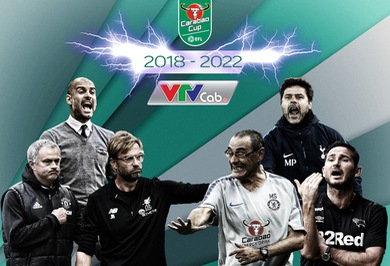 VTVcab owns the English League Cup rights four consecutive seasons