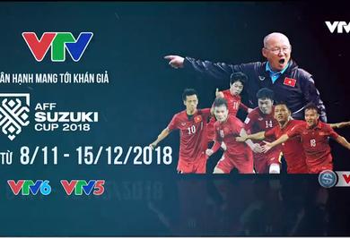 Multi-platform live broadcast of AFF Cup 2018