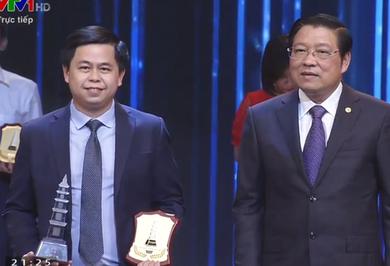 Vietnam Television won 5 Awards at National Press Award 2018
