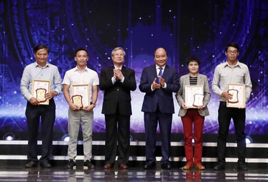 VTV won the A Prize at the Press Awards for the Fight against Corruption and Wastefulness