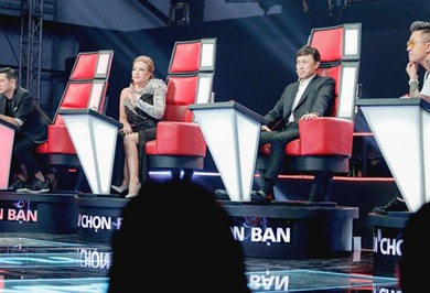 The Voice 2019 returned from 14/4 on VTV3