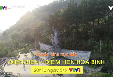 Highlights of the 65th anniversary of Dien Bien Phu victory commemoration on VTV